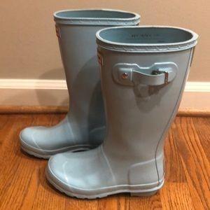 Kid's Hunter Gloss Rain Boot